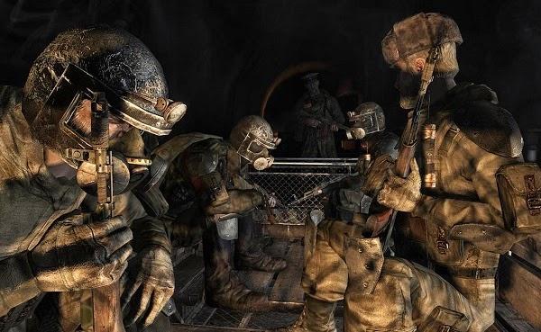 Review Game Terbaru Metro Redux