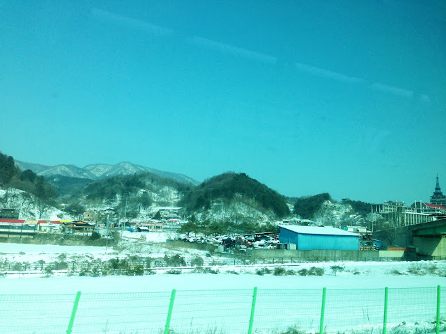 South Korea's Countryside