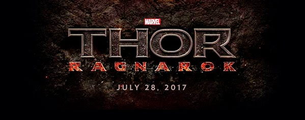 Logo Thor Ragnarok