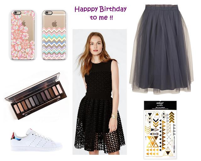 wishlist speciale anniversaire