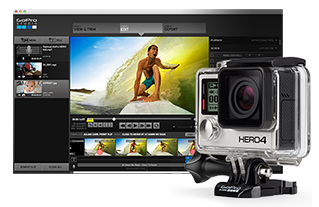 HERO4 Download GoPro Studio Sofware