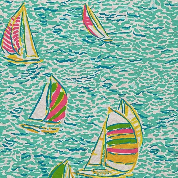 Lilly Pulitzer Summer 2012 You Gotta Regatta