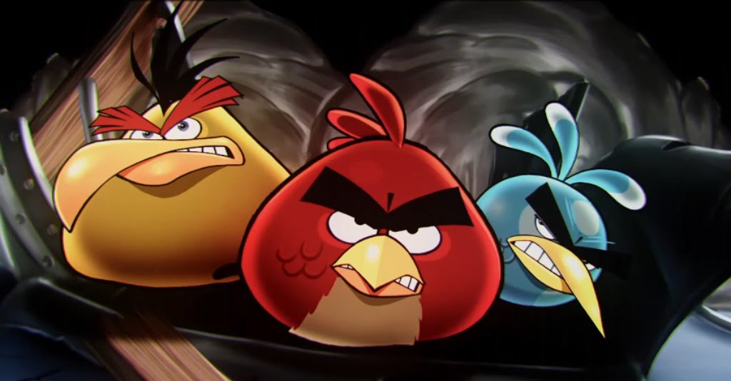 collections of angry birds editions for android smartphone. Black Bedroom Furniture Sets. Home Design Ideas