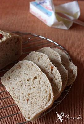 gourmandise pão levain