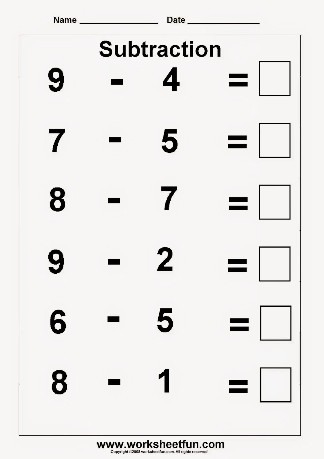 Addition and subtraction worksheets kindergarten 2182965 - aks ...