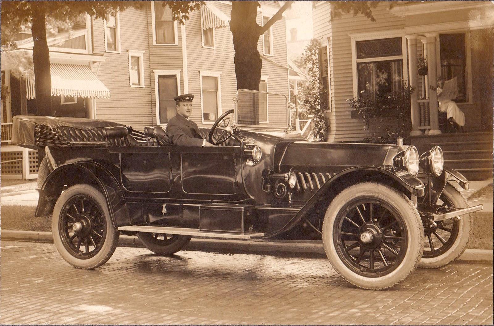 1913 oldsmobile model 53