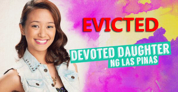 Jayme Jalandoni Evicted in PBB All In 6th Eviction Night