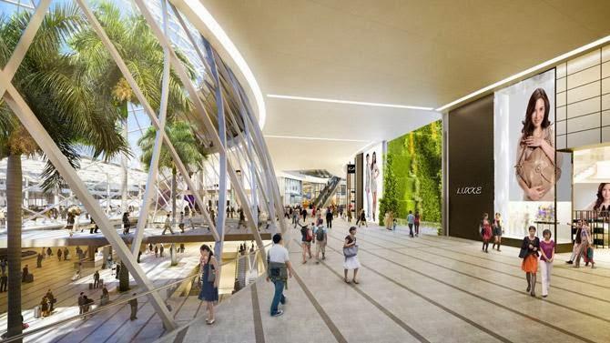 Changi, Singapura bandara terkeren di dunia