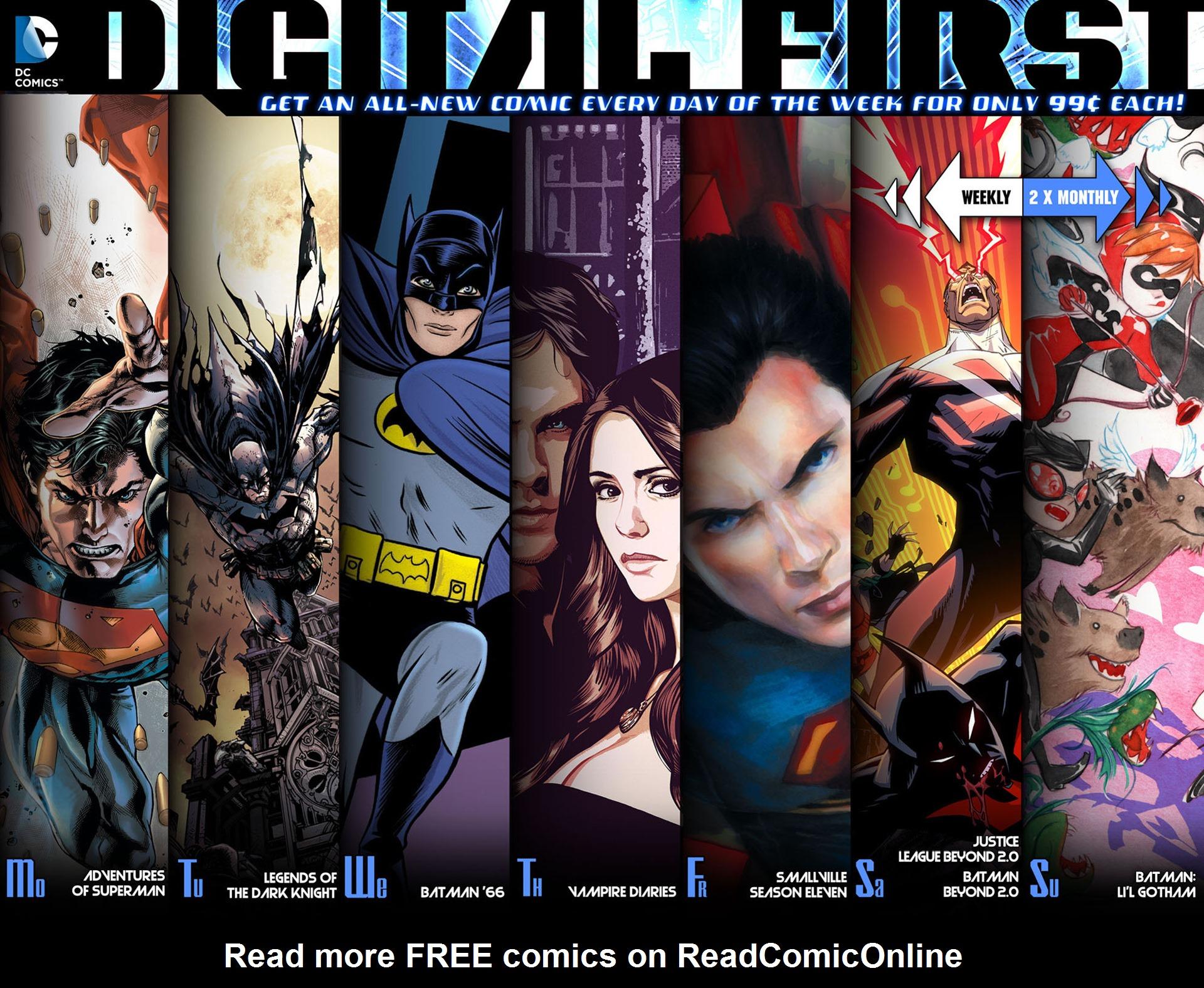Batman Beyond 2.0 #14 #27 - English 23