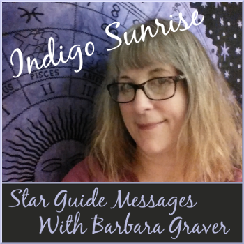 "Follow My Weekly Radio Show ""Indigo Sunrise!"""