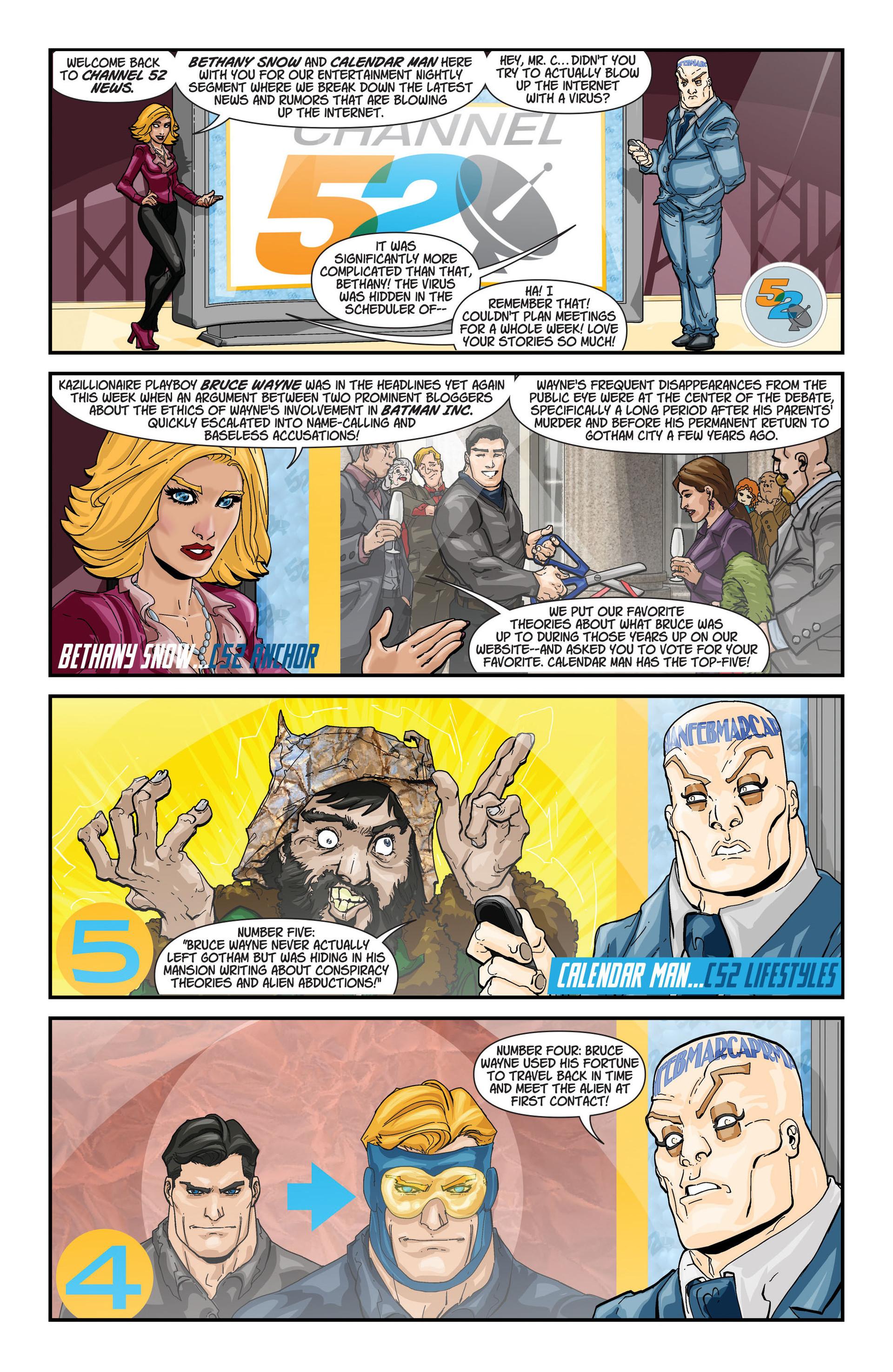 Supergirl (2011) Issue #21 #23 - English 21