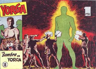 Yorga Nº 18-Hispano Americana de Ediciones