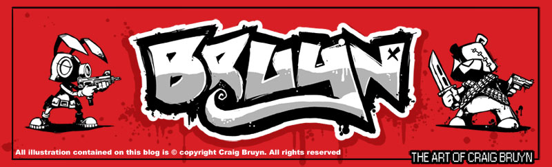 Bruyn - The art of Craig Bruyn
