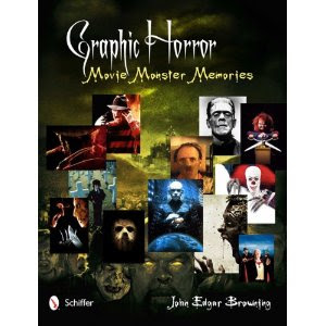 What I'm Reading Now: Graphic Horror: Movie Monster Memories
