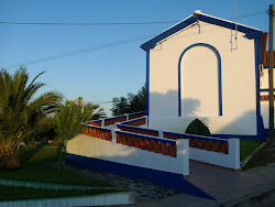 Rampa de acesso a Sede da Junta de Freguesia de São Brás dos Matos (Mina do Bugalho).