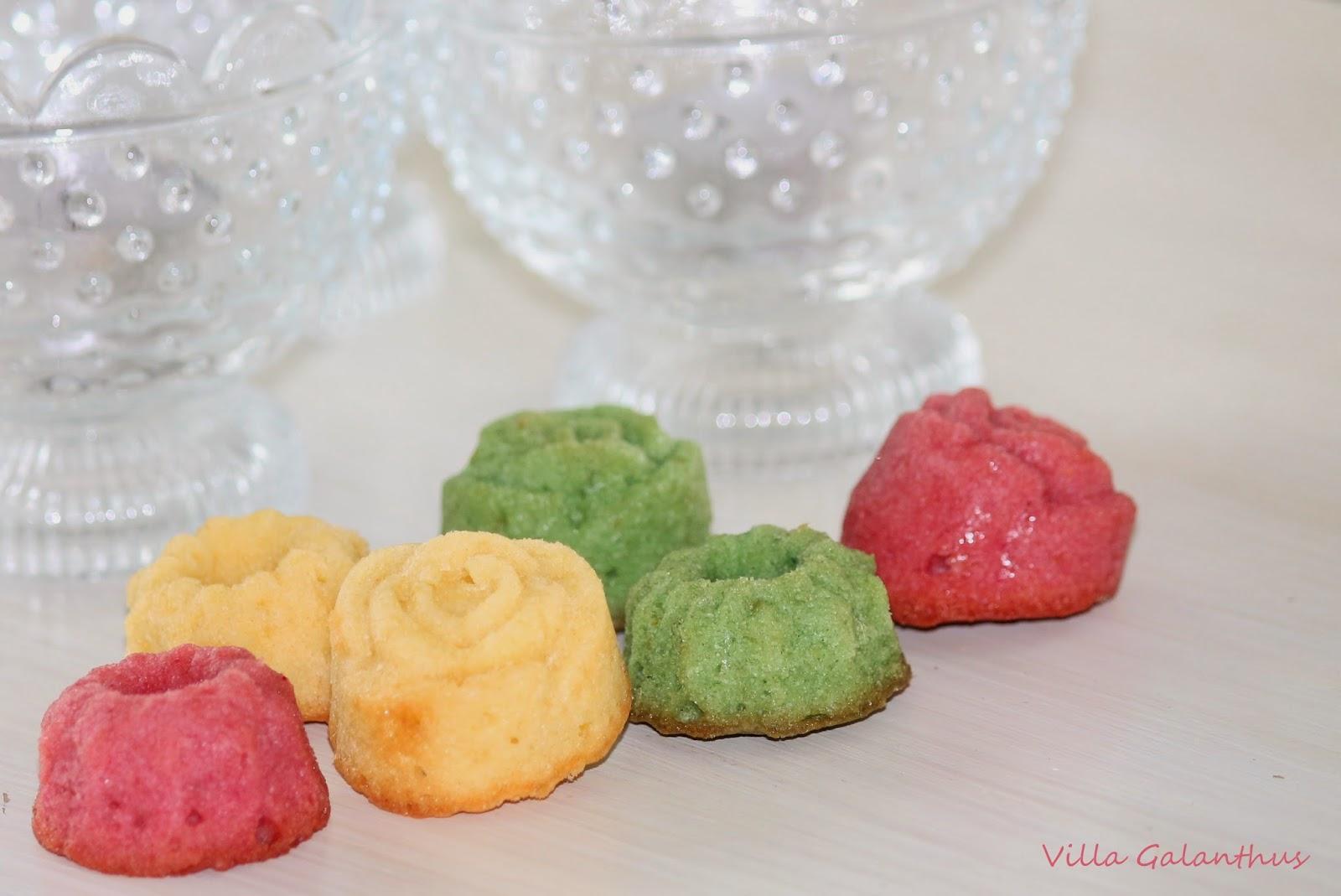 Kunterbunter Abschied - Kleine Kuchen für Kleine Racker - Villa ...