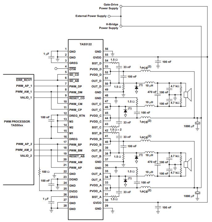 amplifiercircuits com  6  u03a9