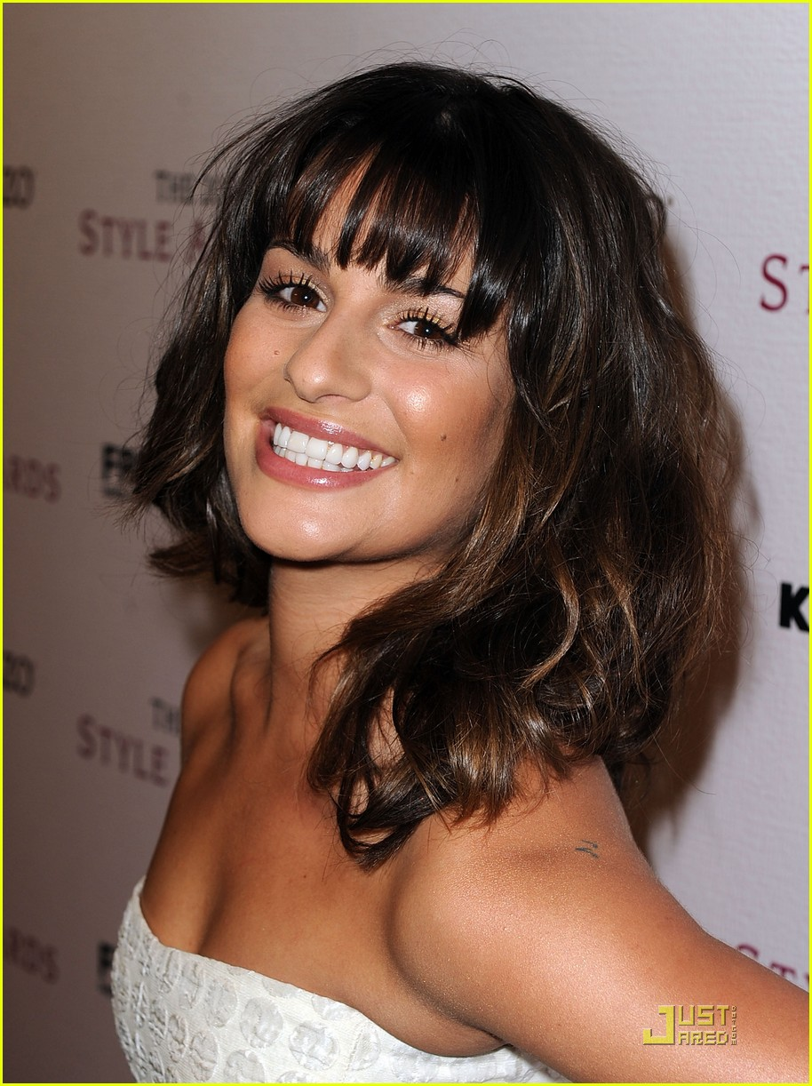 Lea Michele Fashion