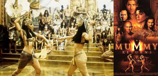 Review Sinopsis Film The Mummy Returns