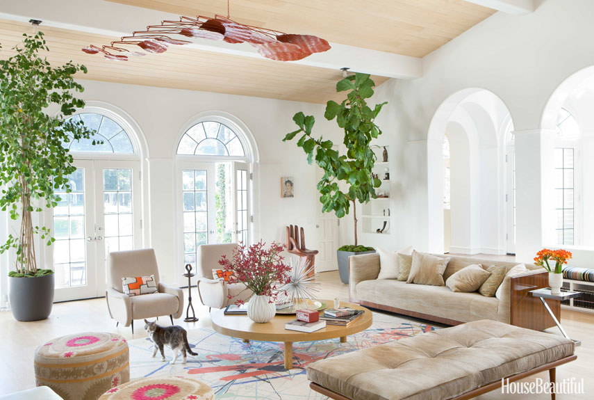 COCOCOZY: EXCLUSIVE DESIGN SNEAK PEEK INSIDE A MALIBU HILLS HOME!