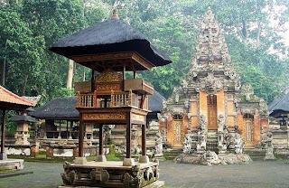 Tempat Wisata di Bali - Mandala Wisata Wenara Wana