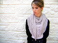 Crochet an Easy Triangle Scarf $5.00