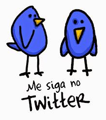 Nós no Twitter