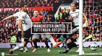 Kemenangan 3-0 atas Spurs Permainan Terbaik MU
