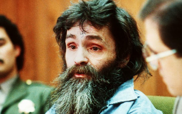 Charles Manson - serial killer