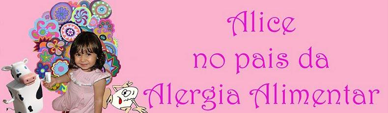Alice no pais da Alergia Alimentar