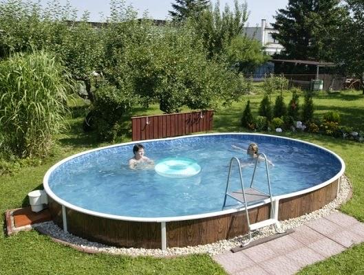 Piscinas lindas y modernas en fotos piscinas prefabricadas for Piscinas prefabricadas