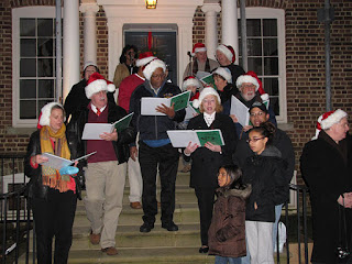 Bowie,Maryland,Christmas Tree Lighting,Belair Mansion,Bowie City Council,Christmas Carols