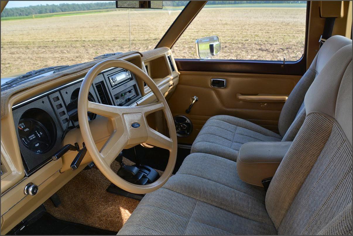 Ford Bronco Ii 28 V6 4x4 1984 Stuurman Classic And Special Cars 1971 Interior Kenteken Nederlands