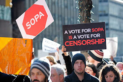 SOPA IS CENSORSHIP