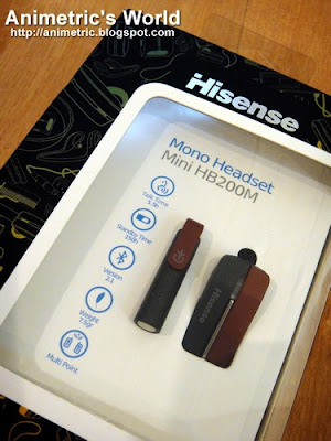 Hisense Mono Headset Mini HB200M Review