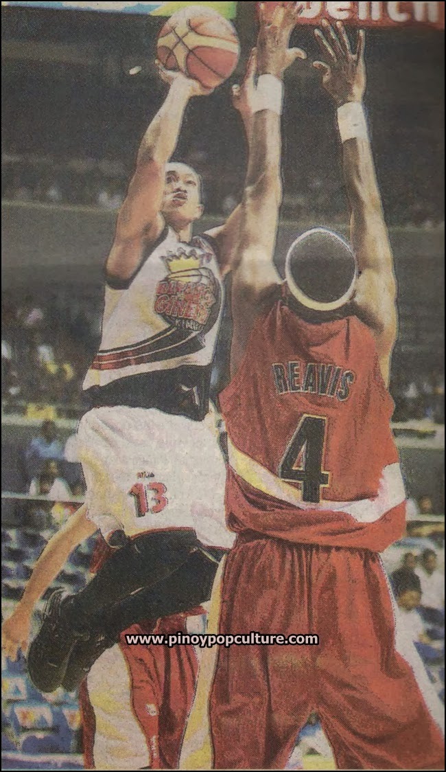 Rafi Reavis, Philippine Basketball Association, Jayjay Helterbrand, Ginebra San Miguel, Reavis, Helterbrand