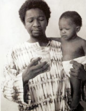 wole soyinka daughter photo