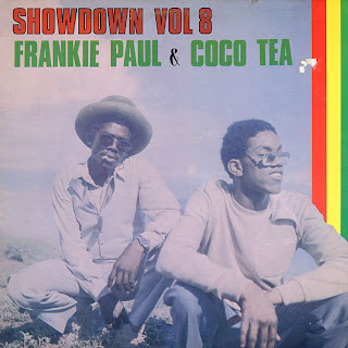 Frankie Paul & Cocoa Tea - Showdown Vol.8