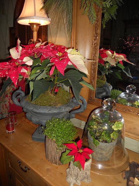Interiors Etc. Details: Having Fun with Christmas Decorating!