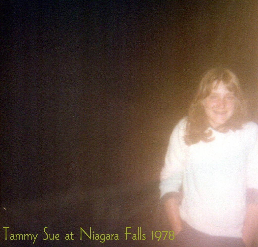 Niagara Falls, light, dark, 1978