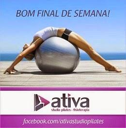 ATIVA STUDIO PILATES COM DRA. RAFAELLA GUEDES