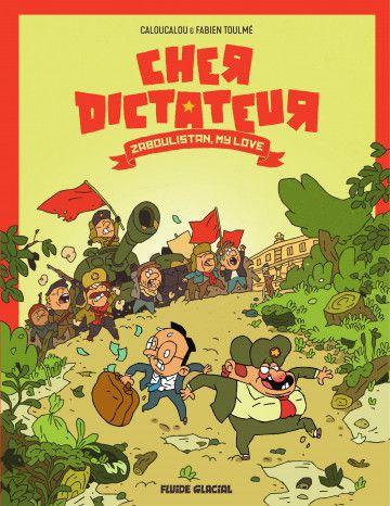 Cher Dictateur (dessin CalouCalou)
