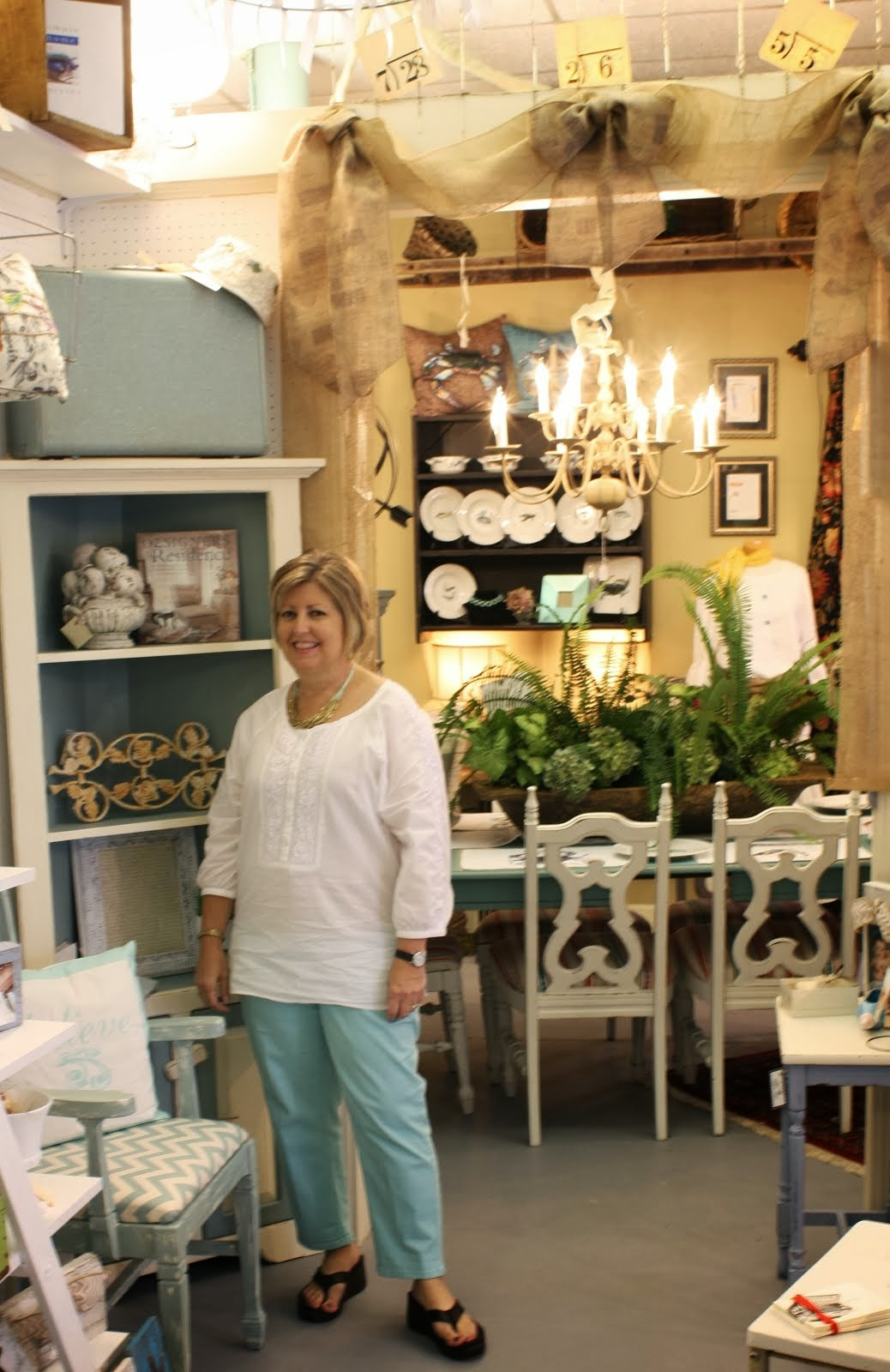 Come Shop With Me At Coastal Charm Interiors