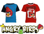 Jabong: Buy Angry Birds Kids T-shirt starts at Rs. 110 with Free Shipping