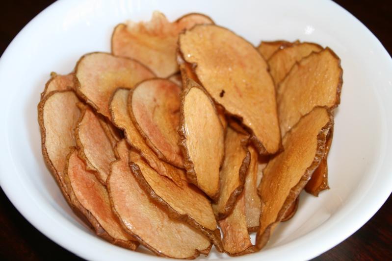 Pear Chips | Teranne's Cookbook