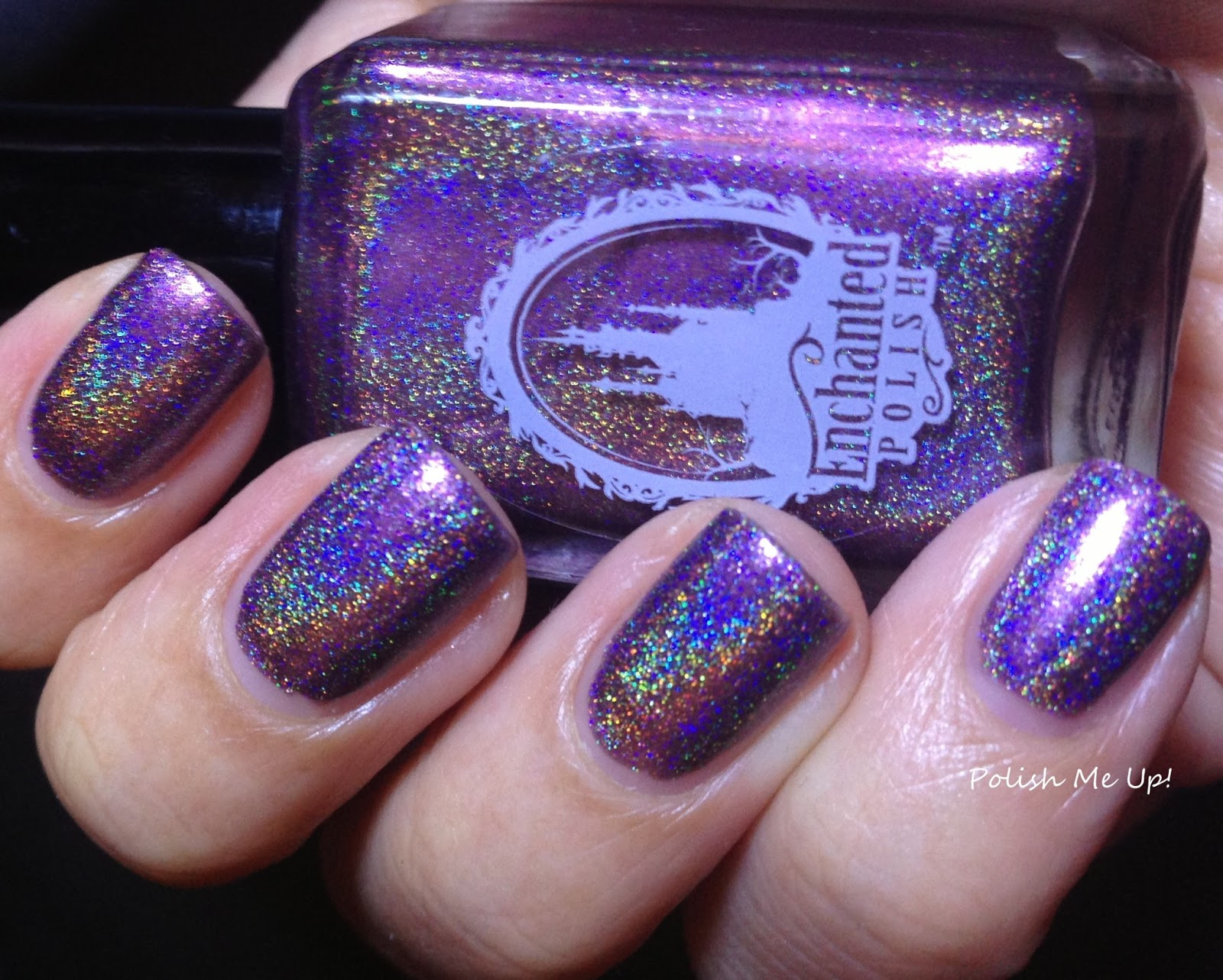 ... Up!: Enchanted Polish: Dance of the Sugar Plum and Bruised Nutcracker