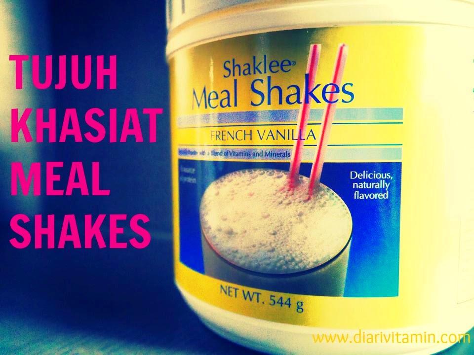 Meal Shakes vitamin kanak-kanak