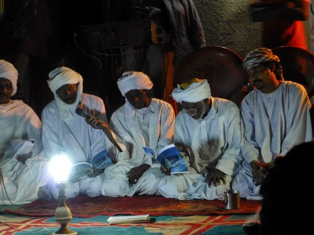 Fiesta del profeta Mohamed.