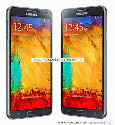 Samsung Galaxy Note 3 N9005 4G Android Black Side Images & Photos Review