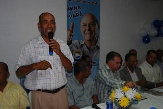 """Manuel Tejeda asegura """"no importa que los peledeístas inviertan todo el dinero del mundo como quiera se van"""""""